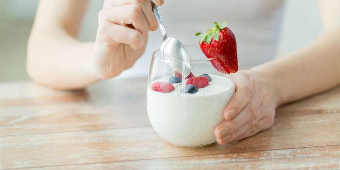 Йогурт снижает риск рака молочной железы