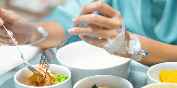 Как правильно питаться во время курса химиотерапии