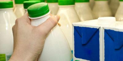 Молоко и рак молочной железы