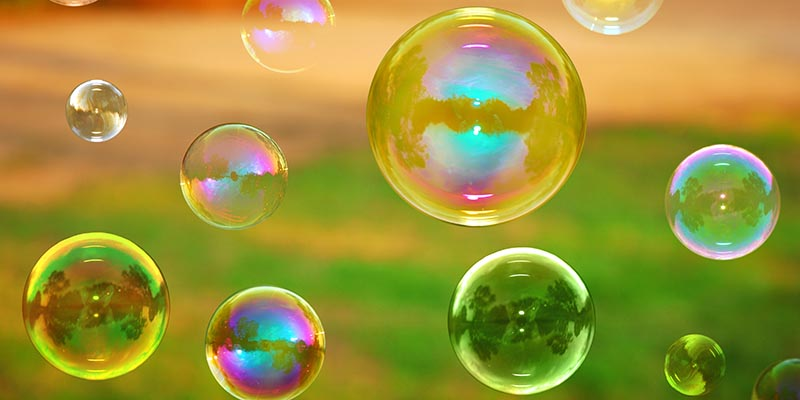 Пузырьки воздуха против онкологии