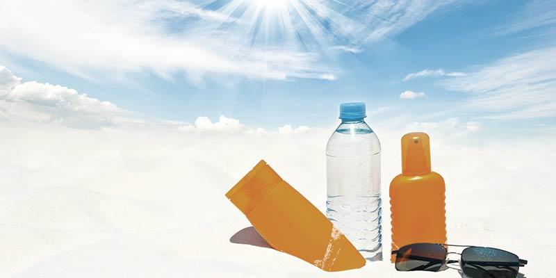 Солнцезащитный крем на основе нанотехнологий