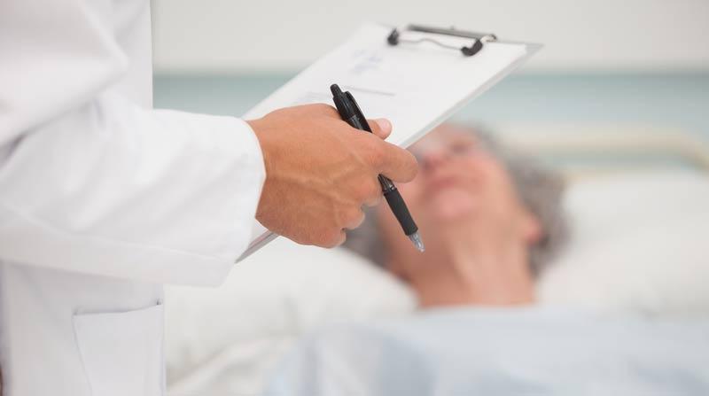 асцит при раке желудка