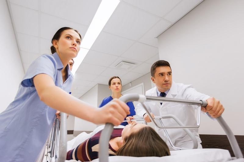 госпитализация скорая помощь