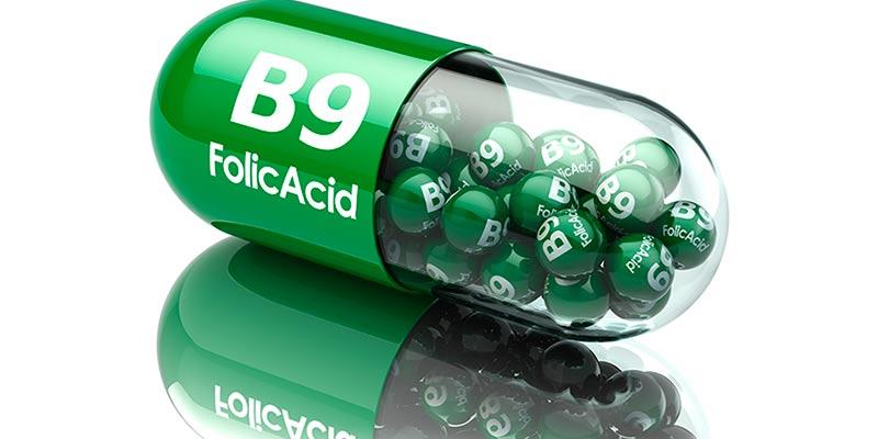 Высокое потребление фолиевой кислоты мешает организму бороться с раком
