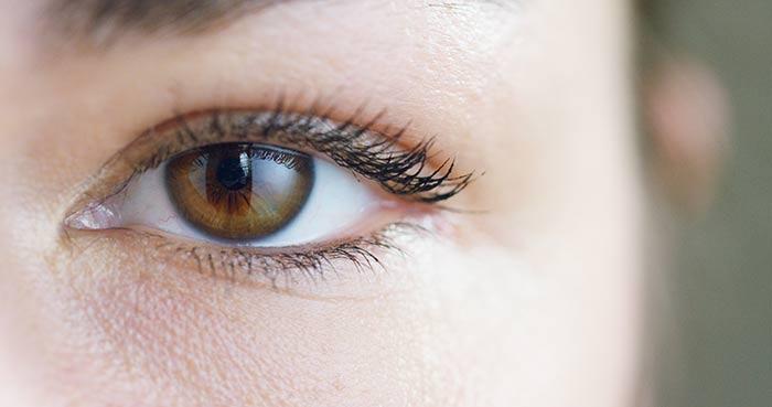 Отслоение сетчатки при меланоме