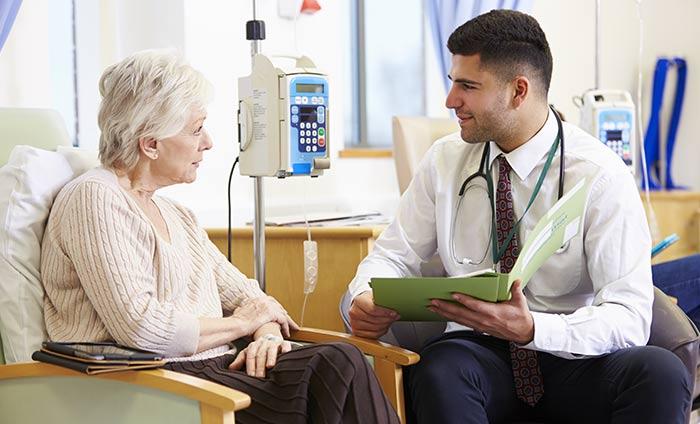 Химиотерапия сколько длится сеанс 4
