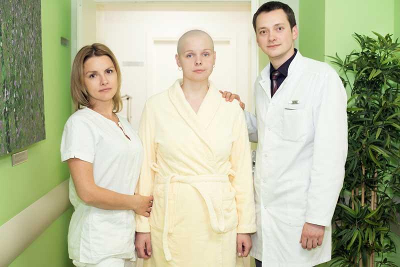 химиотерапия в Европейской клинике
