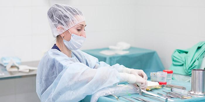 операции при кисте яичника
