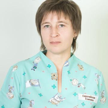 Операционная медицинская сестра Кривенко Оксана