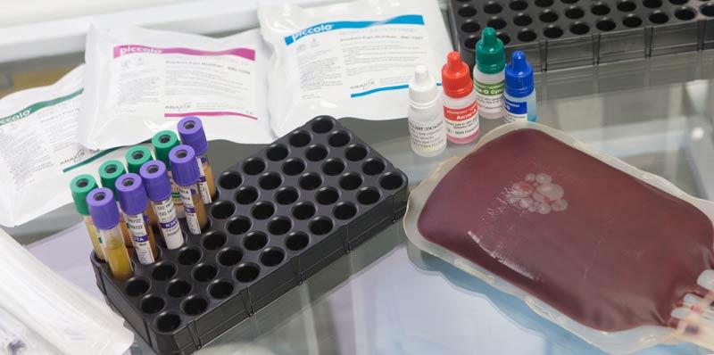 Гемотрансфузия - переливание крови