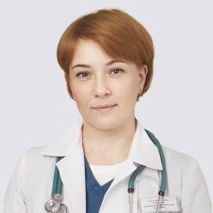 Ольга Михайловна Поспелова
