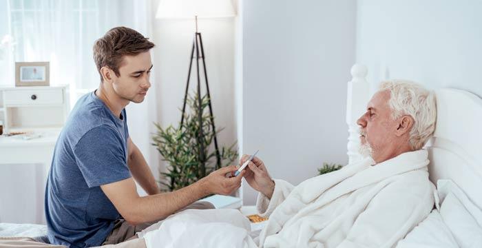 повышение температуры у онкологического больного
