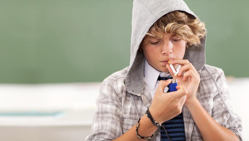 профилактика рака - не курите