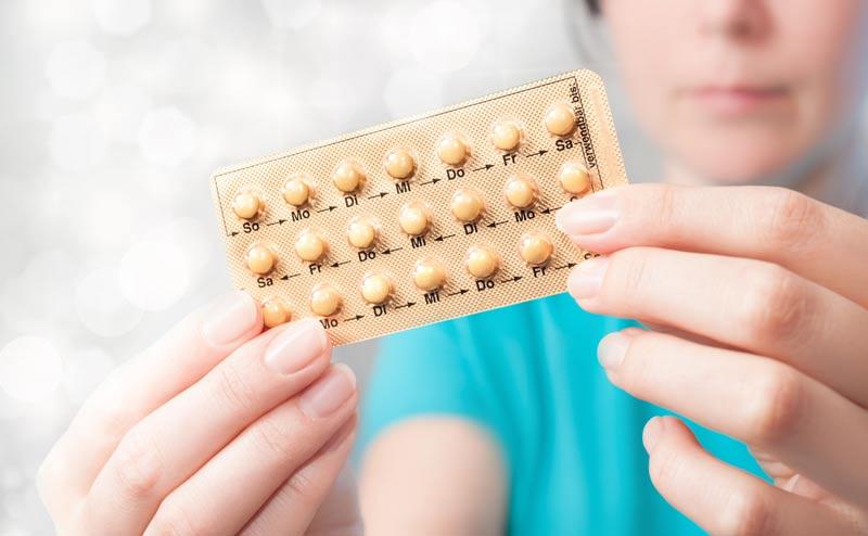 противозачаточные и рак