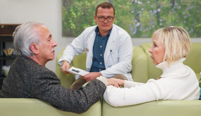 родственник болен раком консультация врача