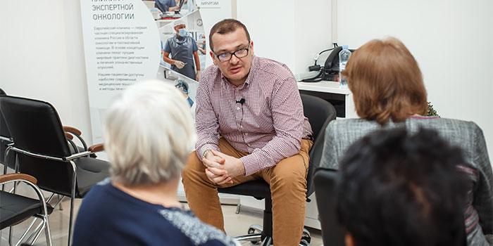 Андрей Львович Пылев, Школа пациента в Краснодаре, 2020