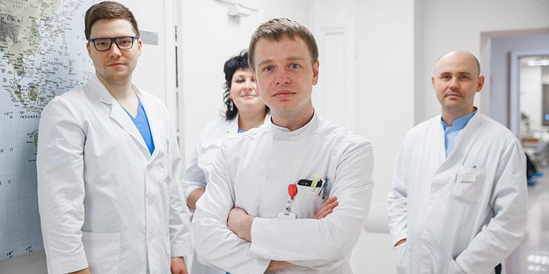 врачи-онкологи Европейской клиники
