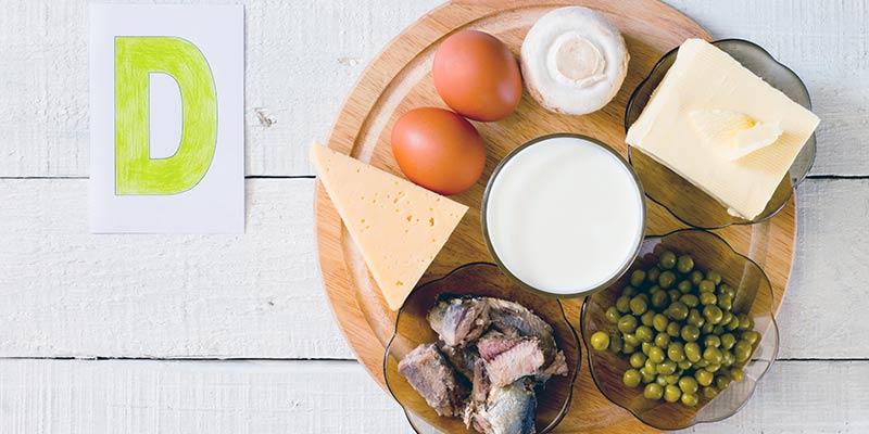 продукты с витамином Д и профилактика рака